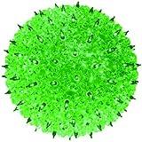 Bethlehem Lighting Indoor/Outdoor Mini StarChristmas Light Sphere 50  , Green