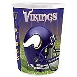 The Memory Company Minnesota Vikings Waste Basket