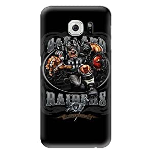 S6 Edge Case, NFL - Oakland Raiders Running Back - Samsung Galaxy S6 Edge Case - High Quality PC Case