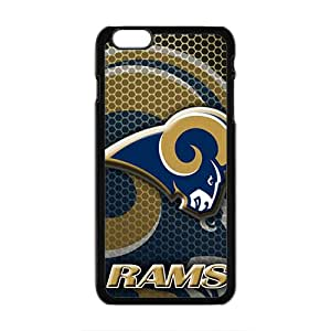 St. Louis Rams Black Phone Case for iPhone6plus