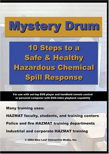 Mystery Drum: Hazardous Chemical Spill Response - Hazardous Spills