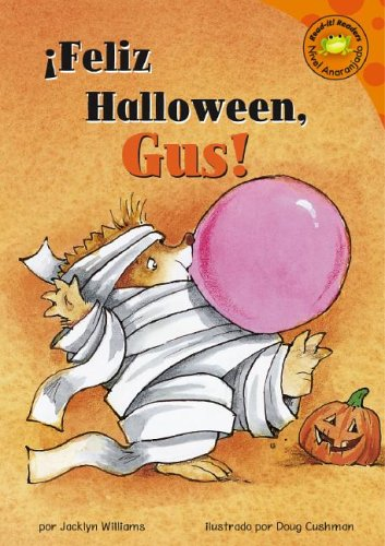 Feliz Halloween, Gus! (Read-it! Readers en Español: Gus el erizo) (Spanish Edition) (Gus Halloween Costume)