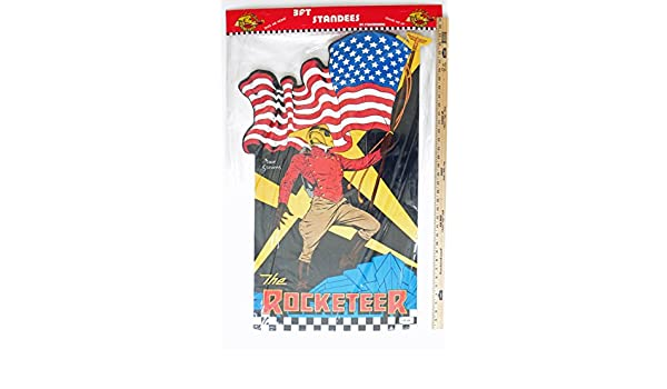 The Rocketeer 3 ft figura: Amazon.es: Hogar