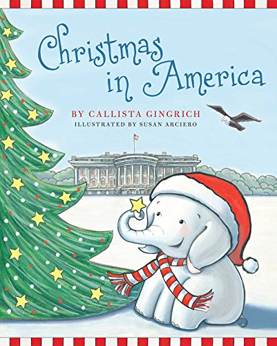 Christmas in America (5) (Ellis the Elephant) (Time Mall Christmas Of America)