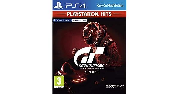 Gran Turismo Sport Hits pour PS4 [Importación francesa]: Amazon.es: Videojuegos
