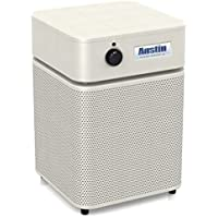 Austin Air Healthmate Junior Air Purifier Machine (HM200)- Sandstone; Made in the USA