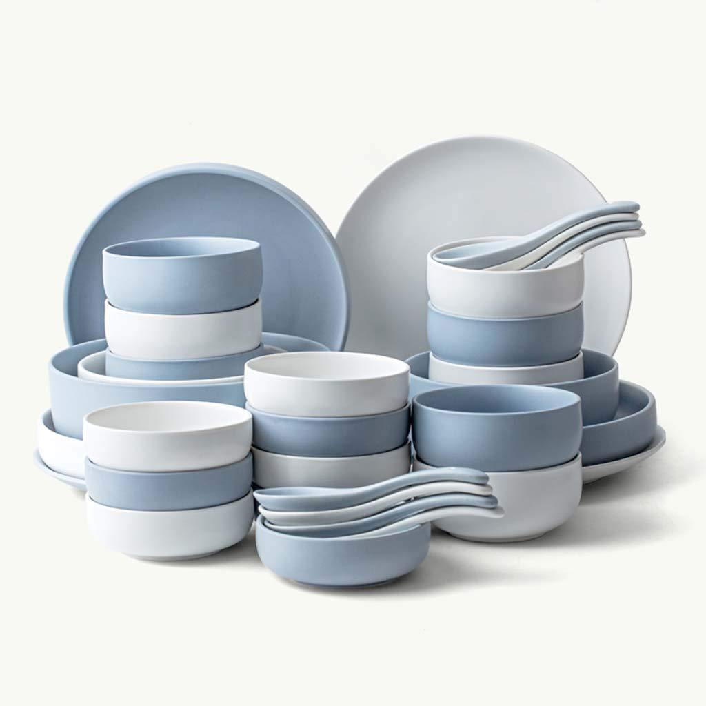 食器セットセラミックカトラリーセット家庭用ボウルセット   B07JVGJN2W