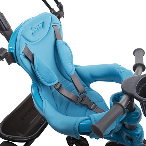 JOOVY Tricycoo 4.1 Tricycle, Blue by Joovy (Image #2)