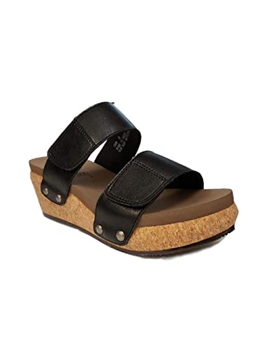 5386b9a3b956 Corkys Women s Two-Way Wedge Sandals (6 B(M) US