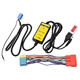 Kyпить Car Audio MP3 Player Interface USB Aux Cable Adapter for Audi A4 S4 A6 S6 AC471 на Amazon.com