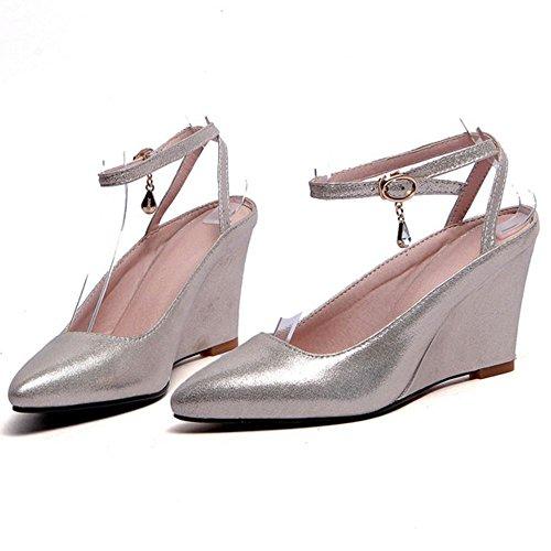 Chaussures Ajusteurs - Chaussures En Plastique Pour Les Femmes Or Or / Argent, L'or, La Taille 42 Carneau