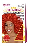 extra jumbo perm rods - Annie Deluxe Extra Jumbo Day/Night Hair Pieces, Assorted
