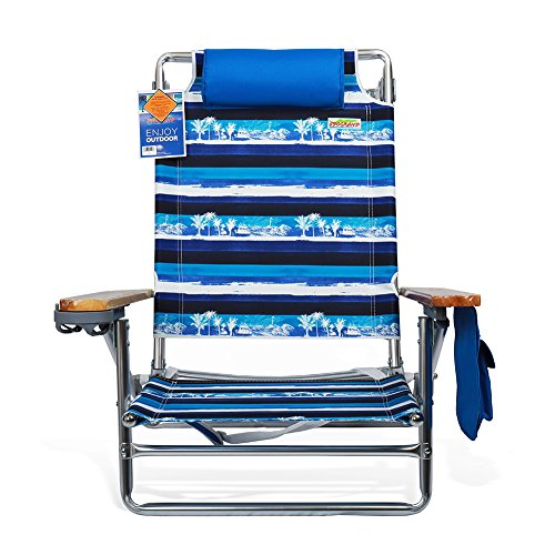 Surprising 690Grand Best Folding Beach Chair With Extra Wide Seating Caraccident5 Cool Chair Designs And Ideas Caraccident5Info