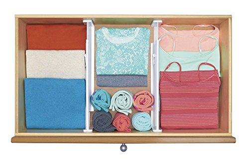 mdesign-adjustable-deep-drawer-organizer-divider-for-dresser-white