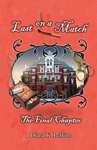 Last on a Match (Shetucket River Milltown Book 6)