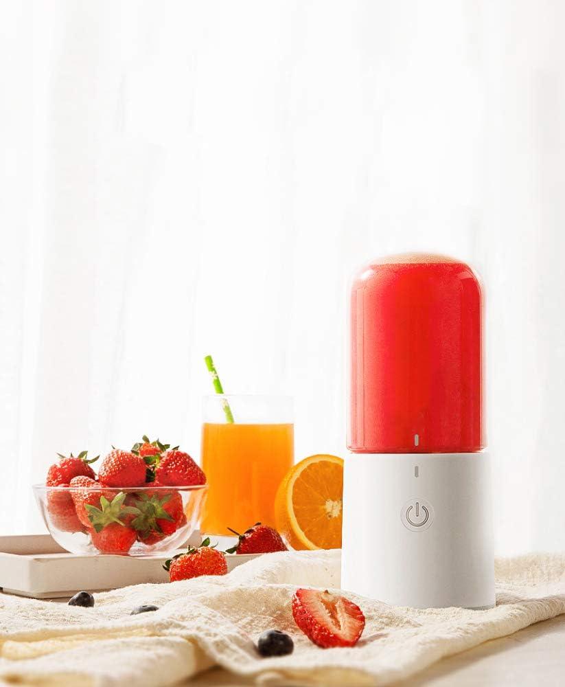 ATR Juicer Portable Ménage Mini Petit Juicer Juice Cup Student Fruits Légumes Multifonction Shake Cup A