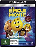 The Emoji Movie 4K UHD Blu-ray | NON-USA Format | Region B Import - Australia