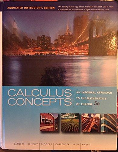 Ie Calc Concepts 5e