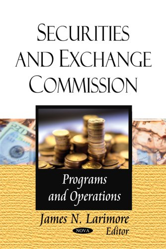 Download Securities and Exchange Commission: Programs and Operations pdf