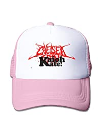Unisex Cap RoyalBlue CHELSEA GRIN Ashes To Ashes Strapback Hat Baseball Hat