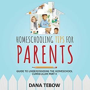 Homeschooling Tips for Parents Audiobook