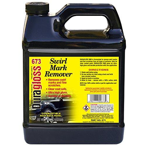 Duragloss 673 Automotive Swirl Mark Remover - 1 Gallon