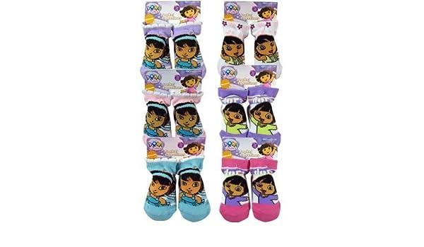 Brand new Dora Socks Sox set of 3 pairs girls