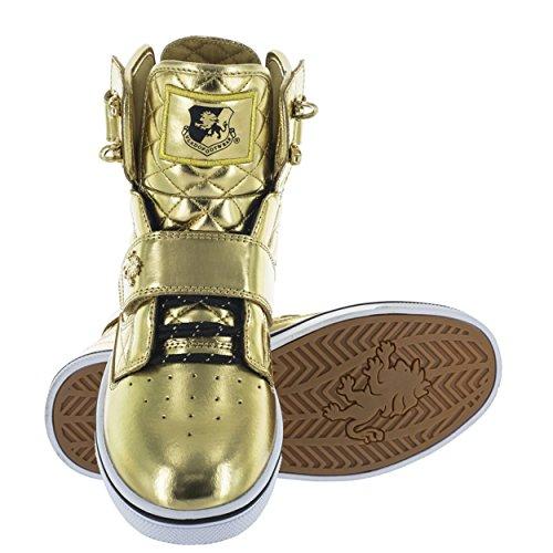 Sneaker Black Milo Mens Footwear Top Boot High Vlado Mono q0ATw6xX6H