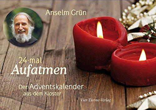 24-mal Aufatmen: Der Adventskalender aus dem Kloster