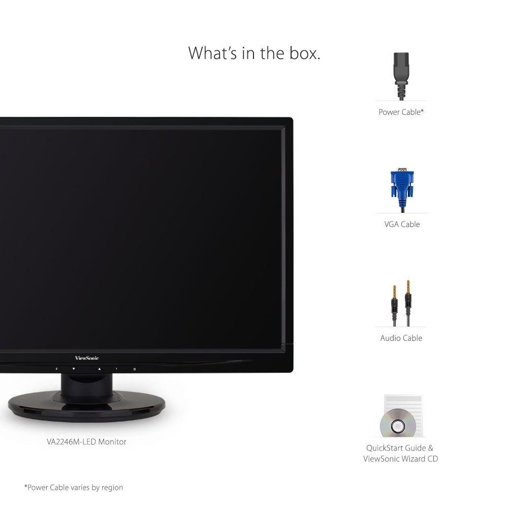 VIEWSONIC VA2246M-LED FULL HD MONITOR DRIVERS PC