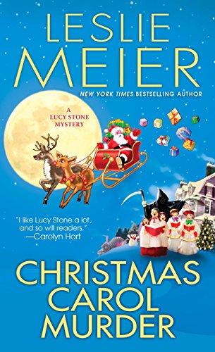 Christmas Carol Murder (A Lucy Stone Mystery Series Book 20) (Christmas Main A Carol Character)