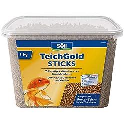 TEICH-GOLD Futter-Sticks