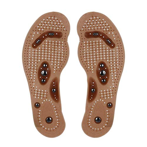 (Cushion Gel Seat - Foot Patch Cushion Imming Shoe Insoles Gel Pad Acupressure Imming Insoles)
