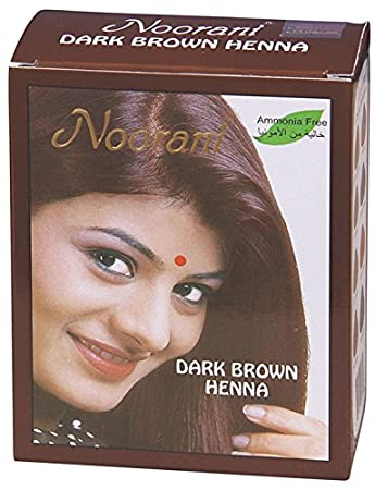 Amazon Com Noorani Henna Based Hair Color And Herbal Powder In Usa