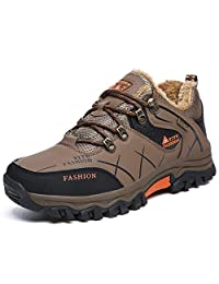 MIKA HOM Casual Comfort Hiking Shoes for Men Outdoor Non-Slip wear Sports Walking Shoes