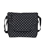 PackIt Freezable Uptown Lunch Bag, Polka Dot