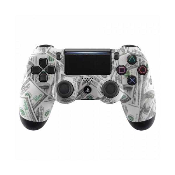 Money Playstation 4 PS4 Dual Shock 4 Wireless Custom Controller 1