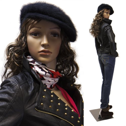 Realistic Standing Female 33