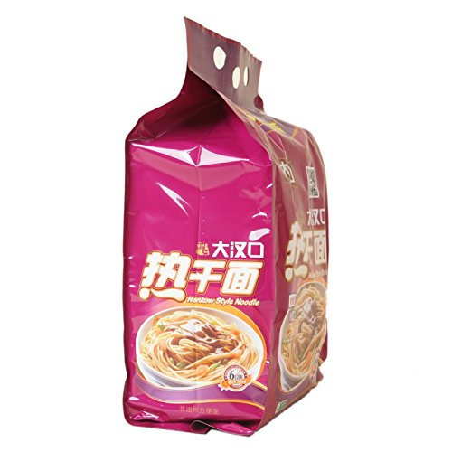 Hankow Style Noodle (Hunan Flavor) 8in1 bag 920g by HANKOW