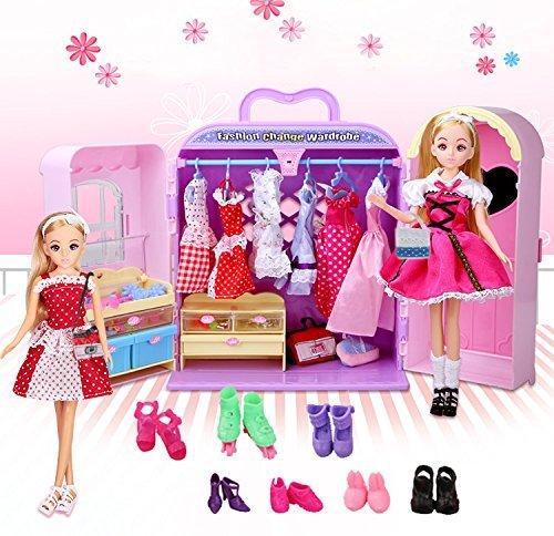 old barbie dress up - 4