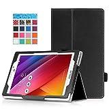 ASUS Zenpad 7.0 Z370C Case - MoKo Slim Folding Cover Case With Auto Wake / Sleep for ASUS Zenpad Z370C 7.0 inch Tablet, BLACK