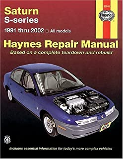 h87010 haynes 1991 2002 saturn s series auto repair manual rh amazon com 97 saturn sl2 repair manual 1997 Saturn Models