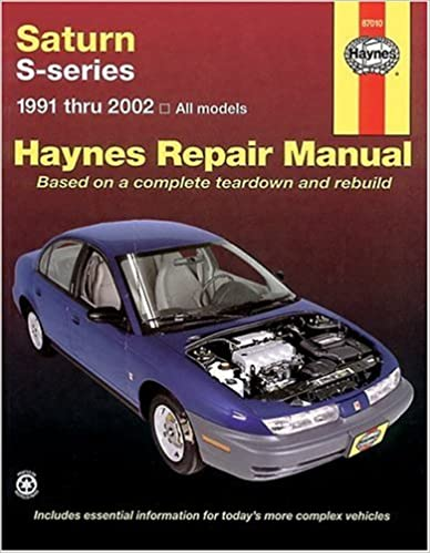 Saturn s series 1991 thru 2002 all models haynes repair manual saturn s series 1991 thru 2002 all models haynes repair manual mark ryan john h haynes 9781563925122 amazon books fandeluxe Images