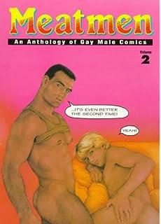 Gay male erotic comics