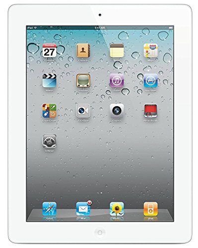 Apple iPad with Retina Display MD513LL/A (16GB, Wi-Fi, White) 4th Generation (Renewed)