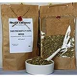 Borsa del Pastore Erbe ( Capsella bursa pastoris - Herba Bursae pastoris ) 50g / Shepherd's Purse Herb 50g Health Embassy 100% Natural
