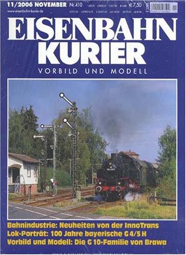 (Eisenbahn-Kurier - Kleines Abo = Without Ek Special)