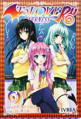 Descargar Libro To Love Ru Darkness 3 Saki Hasemi
