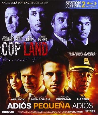 Pack: CopLand + Adiós, Pequeña, Adiós [Blu-ray]: Amazon.es: Sylvester Stallone, Casey Affleck, James Mangold, Ben Affleck, Sylvester Stallone, Casey Affleck: Cine y Series TV
