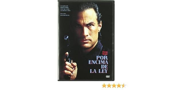 Por encima de la ley [DVD]: Amazon.es: Steven Seagal, Pam Grier, Sharon Stone, Daniel Faraldo, Ron Dean, Henry Silva, Miguel Nino, Nicholas Kusenko, ...